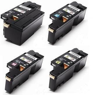 Fuji Xerox DocuPrint CP105b 紅色環保碳粉匣