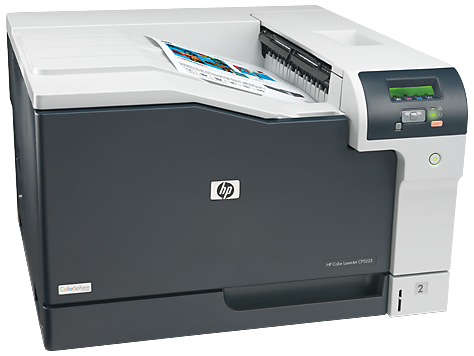 HP Color LaserJet Professional CP5225dn A3網路雙面彩色雷射印表機